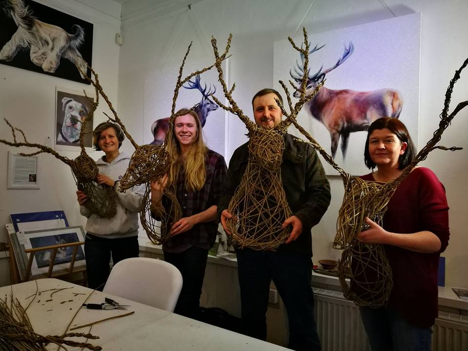 stag heads dec 2016
