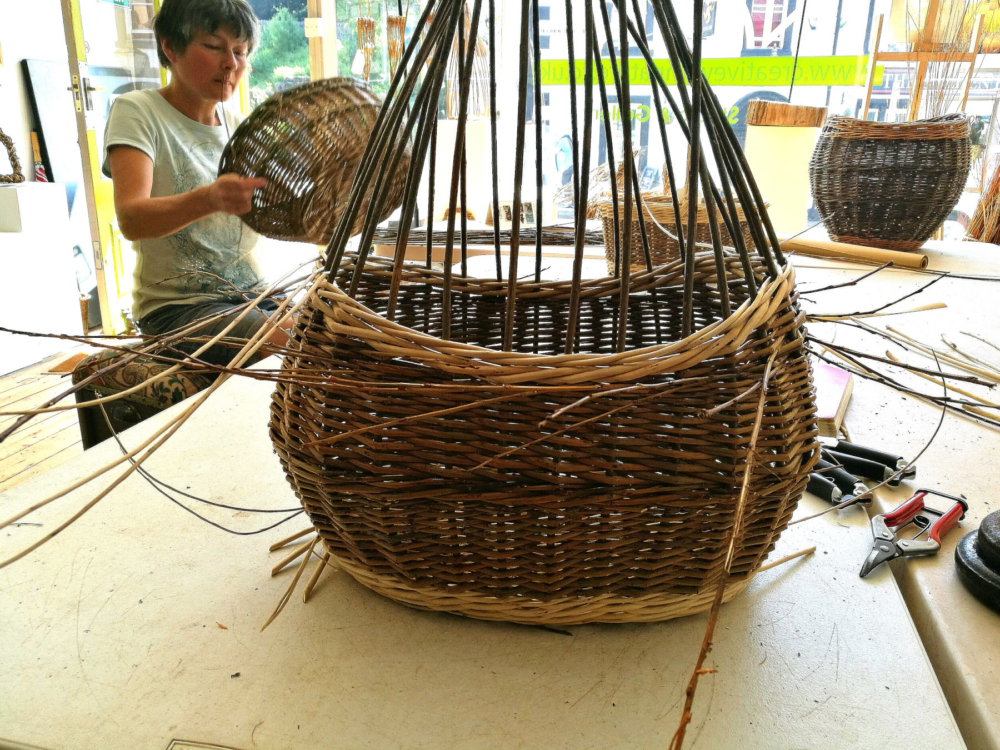 Willow weaving courses